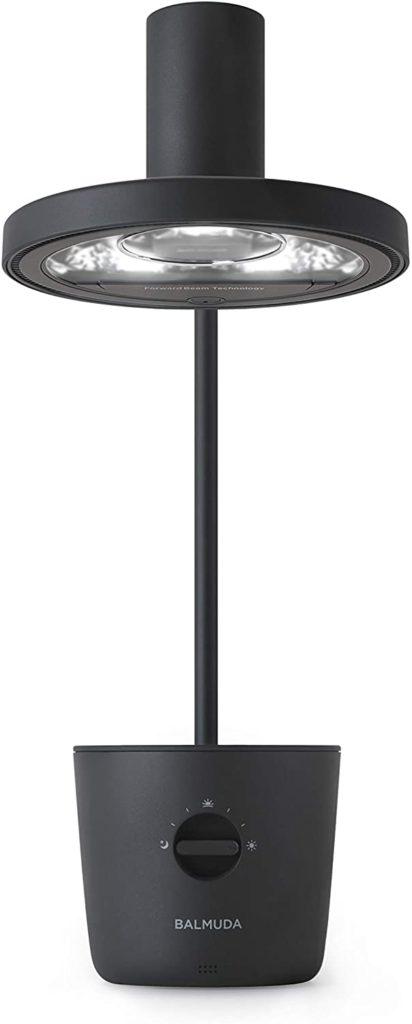 バルミューダ 太陽光LEDデスクライト