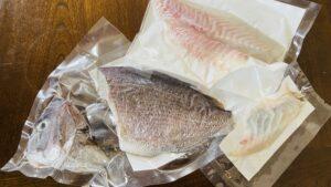 ふく成の魚